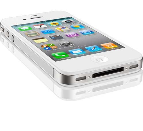 iphone 4 blanc 16go reconditionn neuf debloqu. Black Bedroom Furniture Sets. Home Design Ideas