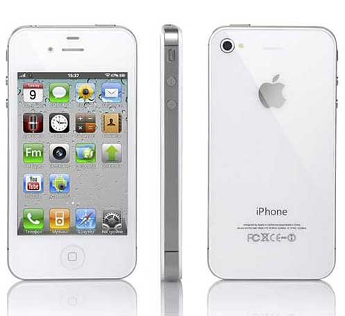 apple iphone 4s blanc 16go grade b reconditionn neuf. Black Bedroom Furniture Sets. Home Design Ideas
